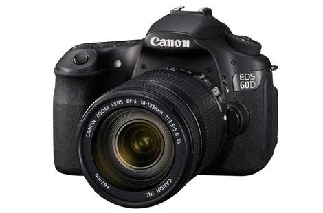 The Canon EOS-60D: A Worthy Backup