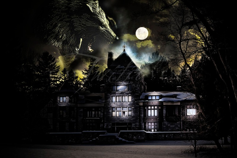 Halloween Comes Early: A Spooky Composite