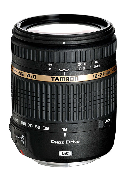 Tamron 18-270mm f/3.5: An Artist's View