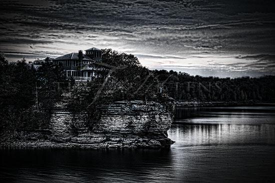Dark Shore House