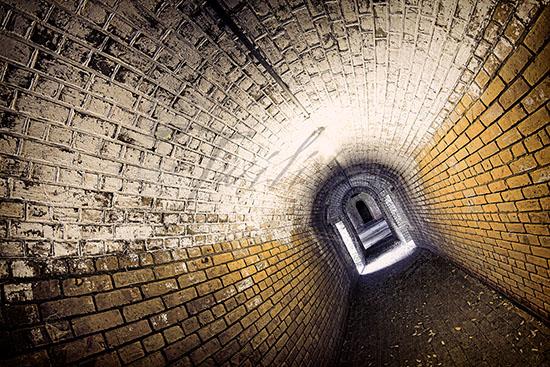 Fisheye Tunnel