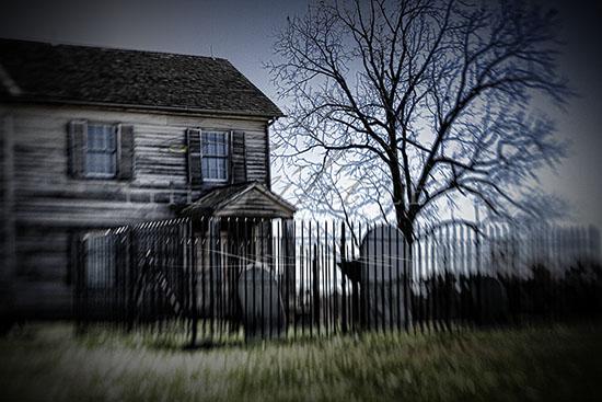 Graveyard House
