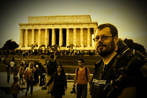 Me at the Lincoln Memorial300px