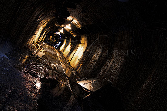 Shadow Tunnel Dutch Angle