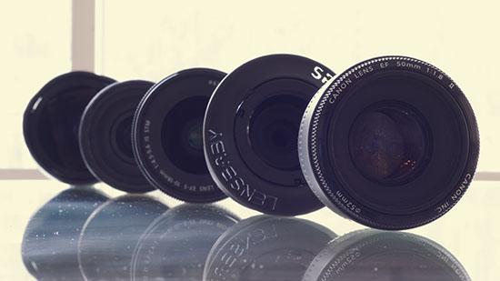Top 5 Lenses