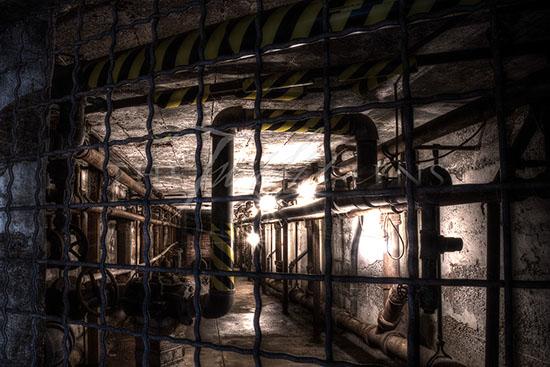 Underground Pipework