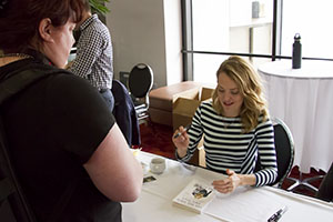 Amy Purdy Book Signing