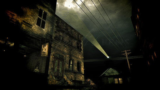 SL Innsmouth at Night