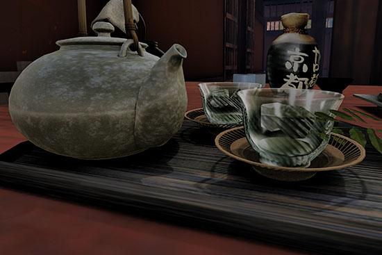 Tea Tray at 10mm f16
