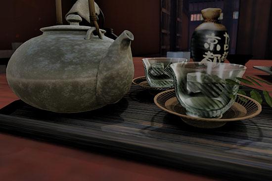 Tea Tray at 10mm f8