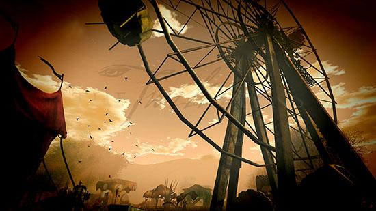 Abandoned Ferris Wheel_001