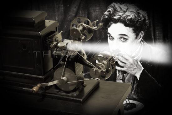 Chaplin's Ghost