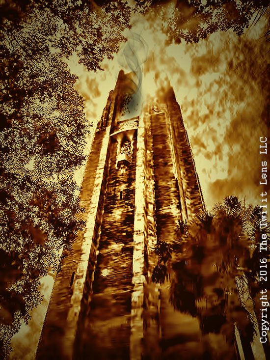 Tower of the Dark Lord - Outdoor Architecture